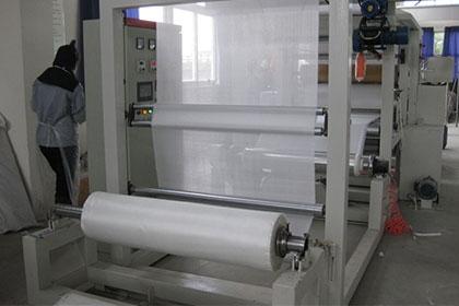 玻纤铝箔布复合机