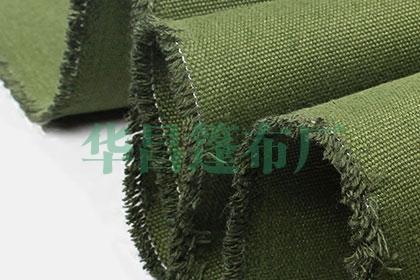 军用有机硅帆布